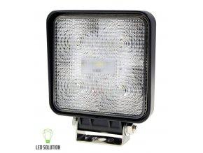 LED pracovné svetlo 15W 10-30V