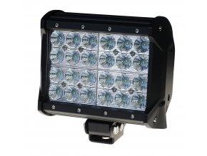 LED pracovné svetlo 72W BAR 10-30V 4-rady