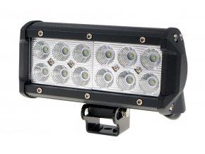 LED pracovné svetlo 36W BAR 10-30V