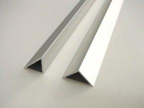 Hliníkový nástěnný profil pro LED pásky triangel (Vyberte variantu a délku Délka 2m)