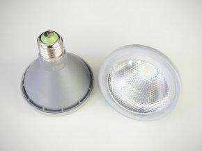 LED žárovka 10W E27 30° (Barva světla Studená bílá)
