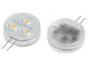 LED žiarovka 2W G4 12-24V