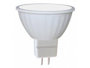 LED žárovka 5W GU5.3 12V (Barva světla Studená bílá)