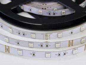 RGB LED pásik 7,2W/m bez krytia