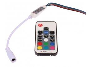 RGB mini RF ovládač
