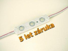LED modul 0,72W s krytím