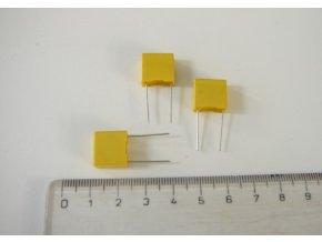 Odrušovač blikania LED