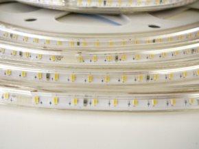 LED pásek 230V 7W/m (Barva světla Teplá bílá)