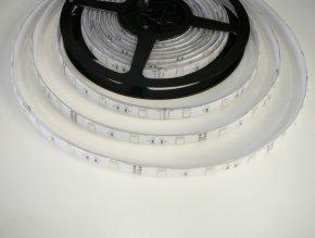 RGB LED pásik 7,2W/m vodeodolný