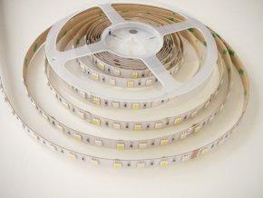 RGB LED pásik+studená biela 14,4W bez krytia 24V