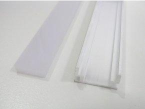 Hliníkový profil pro LED pásky pochozí (Vyberte variantu a délku Délka 2m)