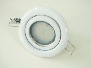 LED bodové světlo do sádrokartonu 3W bílé 12V výklopné (Barva světla Studená bílá)