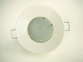 LED stropní svítidlo do koupelny  IP44 5W 12V bílé (Barva světla Studená bílá)