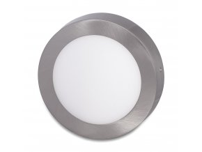 stribrny prisazeny led panel 175mm