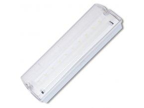 LED nouzové osvětlení Leder 3,3W