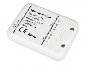 RGB LED WiFi ovládač