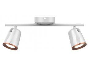 Biele stropné LED svietidlo 12W