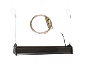 Priemyselné lineárne LED svietidlo 300W