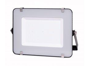 Čierny LED reflektor 150W Premium