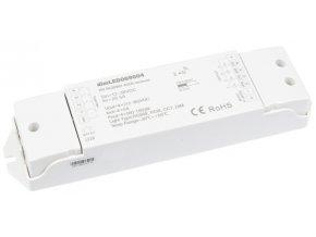 Prijímač dimLED RGBW rádiofrekvenčný