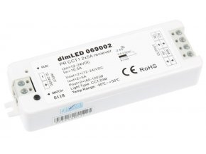 Prijímač dimLED pro LED pásky CCT