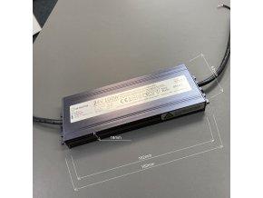 LED zdroj (trafo) 24V 100W IP67 SLIM