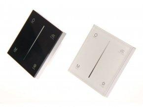 Nástenný triakový stmievač dimLED pre LED svietidlá 230V