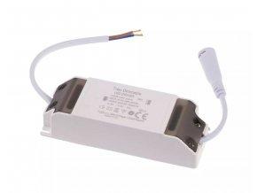 Stmievateľný zdroj pre LED panely 24W