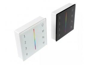 Nástenný Ovládač dimLED RGBW 4-kanálový
