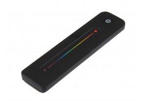 Diaľkový ovládač dimLED RGB čierny 1-kanálový