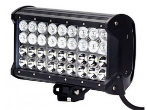 LED pracovné svetlo 108W BAR 10-30V 4-rady