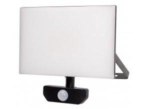 50W bezrámečkový LED reflektor s čidlem
