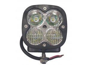 LED pracovné svetlo 20W 10-30V - POSLEDNÝ KUS