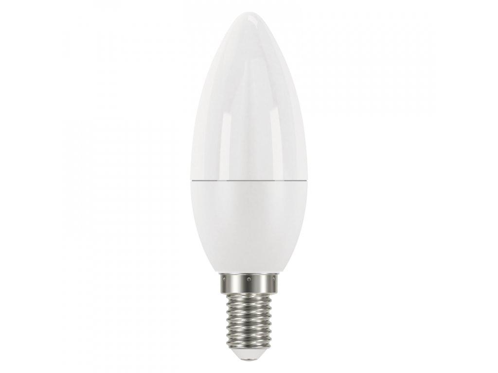 EMOS CRI LED žiarovka sviečka 6W E14 Farba svetla: Teplá biela ZQ3227