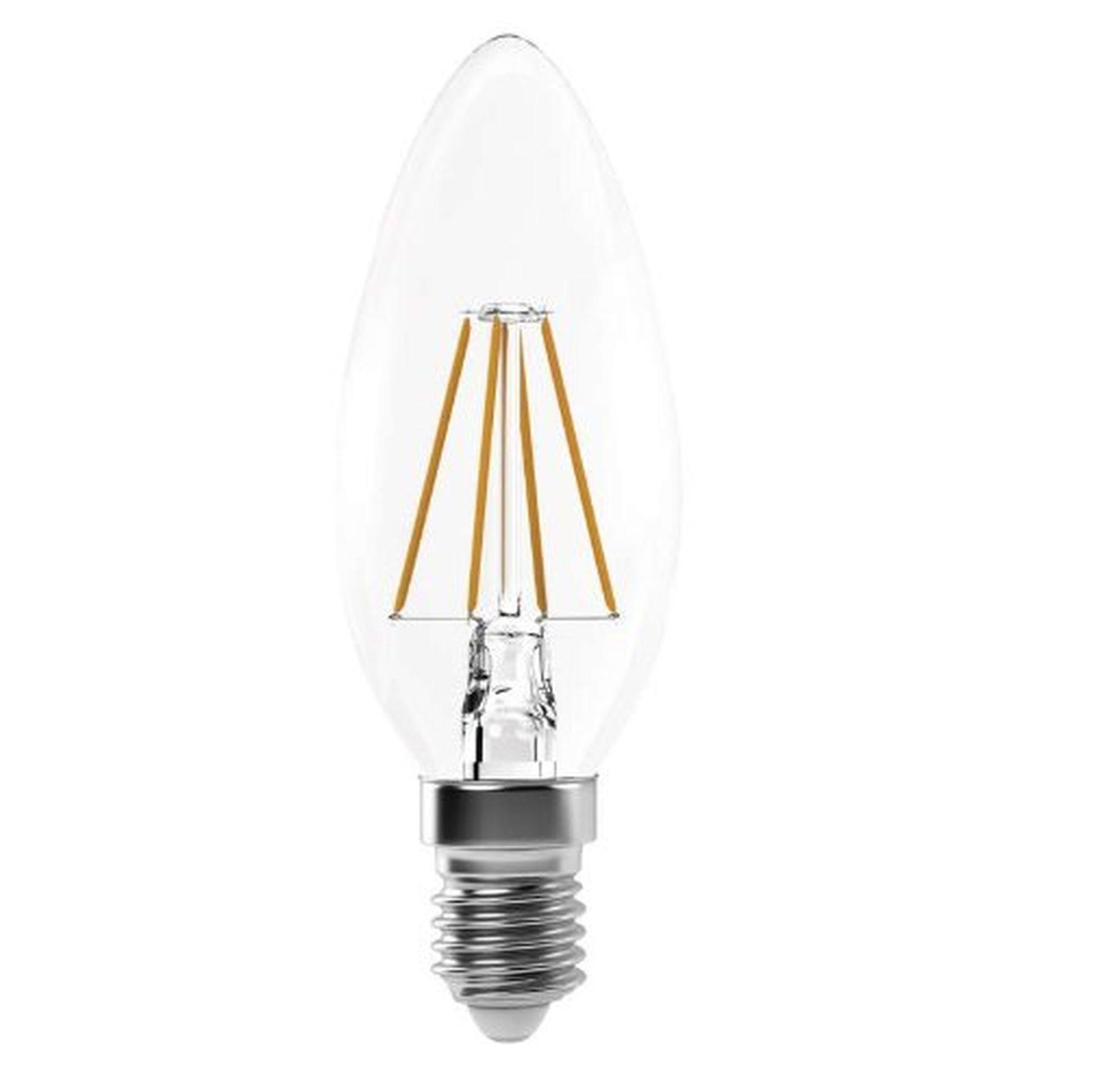 EMOS LED žiarovka sviečka Retro 6W E14 Z74203