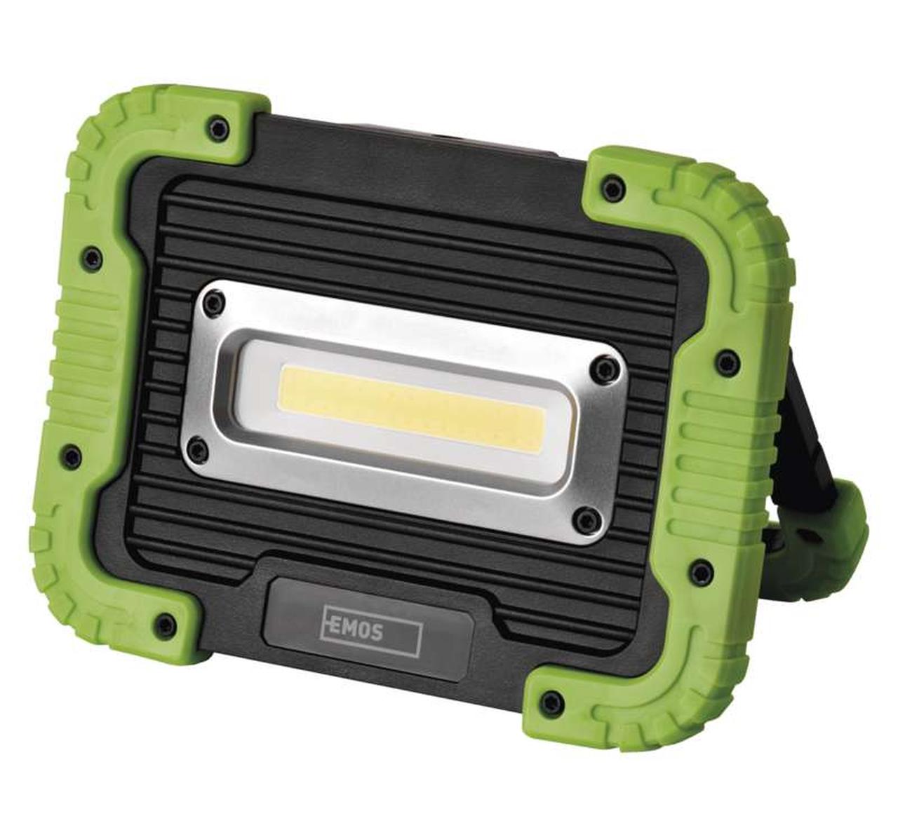 EMOS Nabíjací LED reflektor 5W P4534