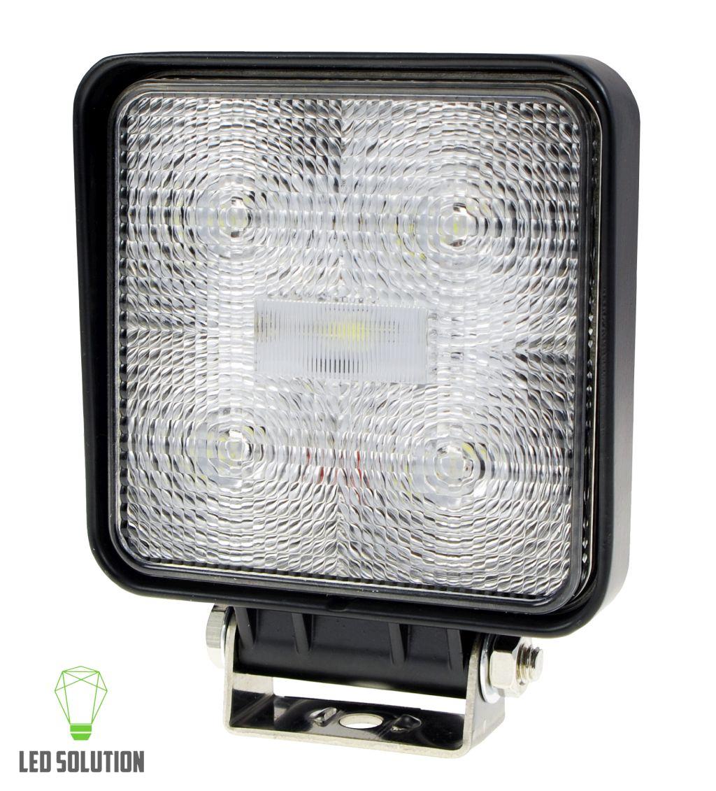LED Solution LED pracovné svetlo 15W 10-30V SM-909