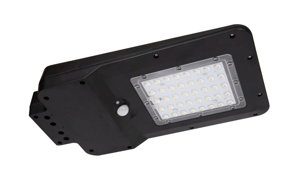 LED Solution Inteligentné LED solárne verejné osvetlenie 15W Economy 8549