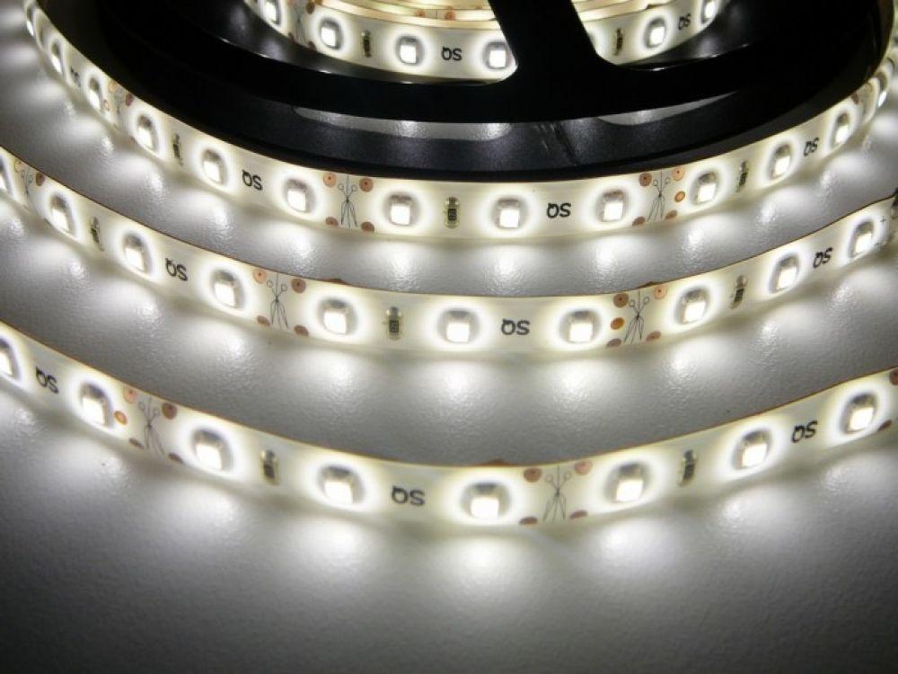 LED Solution LED pásik 4,8W/m 12V s krytiem IP54 Farba svetla: Denná biela 07116
