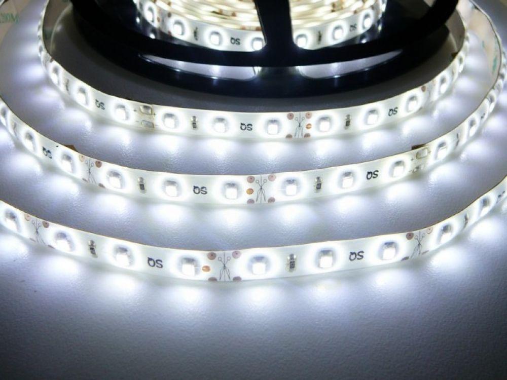 LED Solution LED pásik 4,8W/m 12V s krytiem IP54 Farba svetla: Studená biela 07115