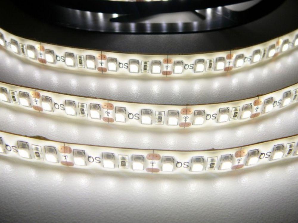 LED Solution LED pásek 9,6W/m 12V s krytím IP54 Farba svetla: Denná biela 07313