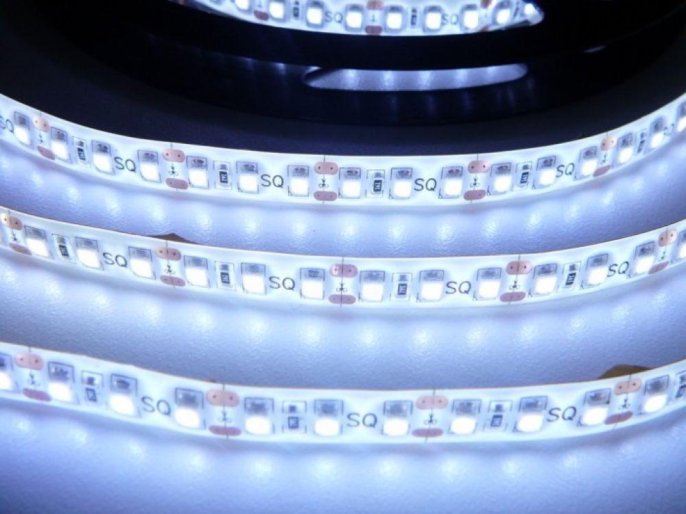 LED Solution LED pásek 9,6W/m 12V s krytím IP54 Farba svetla: Studená biela 07312