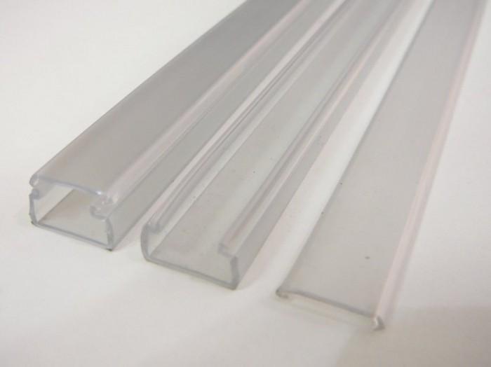T-LED Profil pro LED pásiky flex Vyberte variantu a délku: Délka 2m 092072