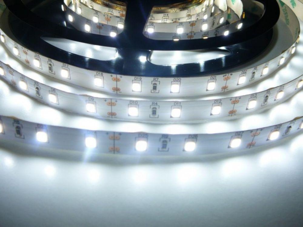 LED Solution LED pásik 12W/m 12V s krytiem IP54 Farba svetla: Studená biela 07706
