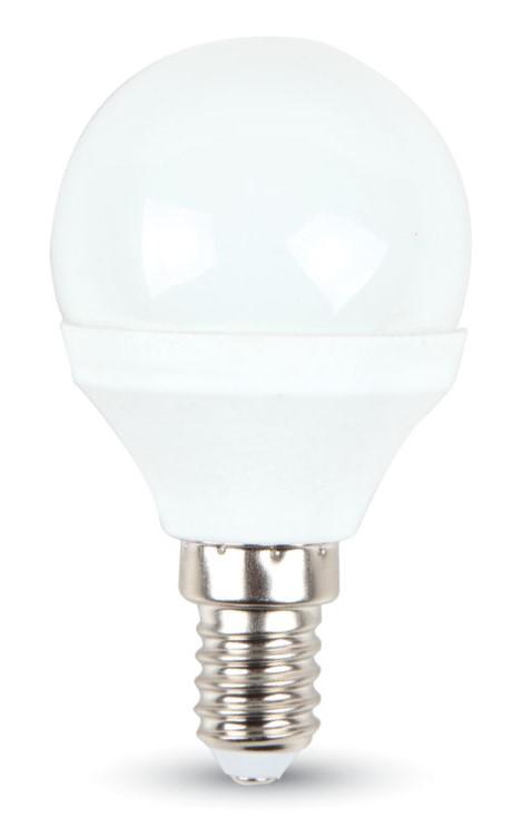LED Solution LED žiarovka 5,5W E14 Farba svetla: Teplá biela 168