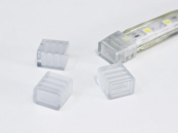 T-LED Koncovka LED pásiku 230V Varianta pásku: pásek 230V 07624