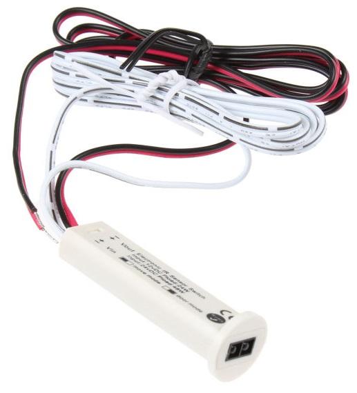 T-LED Spínač skriňový 2v1 067102