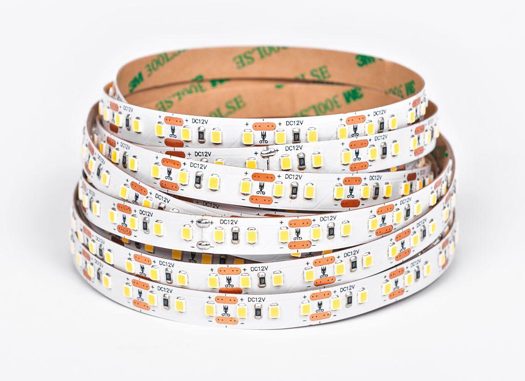 LED Solution LED pásik 20W 24V bez krytia IP20 Farba svetla: Teplá biela 07921