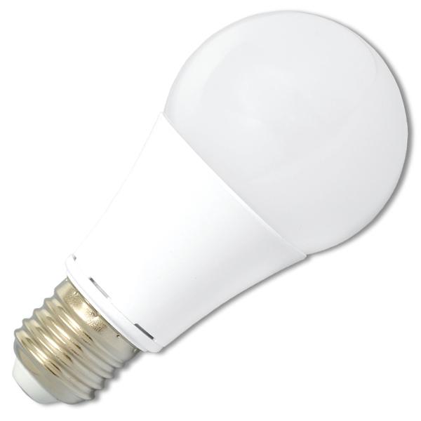 Ecolite LED žiarovka 10W E27 Farba svetla: Teplá biela LED10W-A60/E27/3000