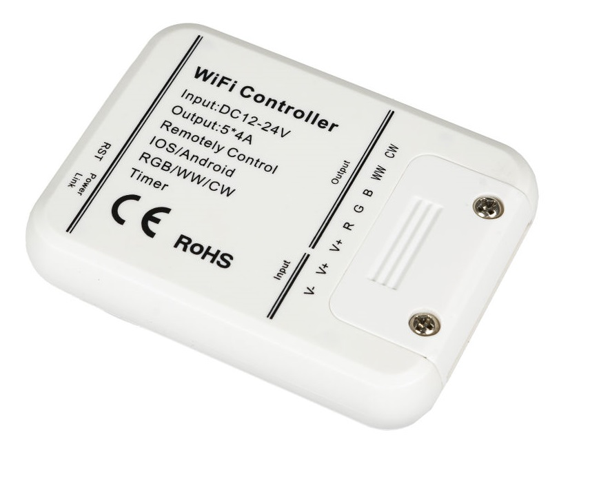 T-LED RGB LED WiFi ovládač 06330